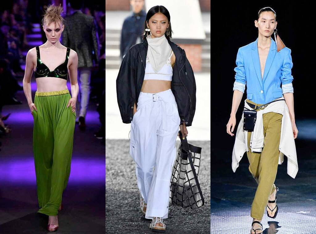 E-Comm: NYFW Trends, Slouchy Pants, Tom Ford, 3.1 Phillip Lim, Rag & Bone