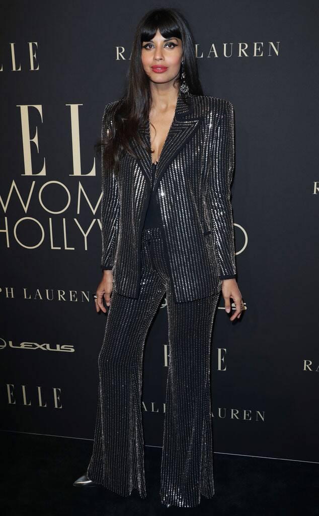 Jameela Jamil, Elle Women in Hollywood