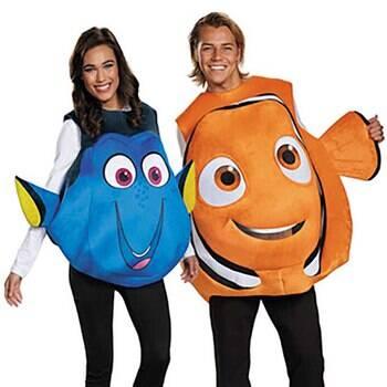 E-Comm: Halloween Couples Costumes