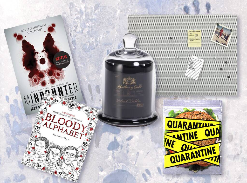 E-Comm: Gifts for True Crime Fans