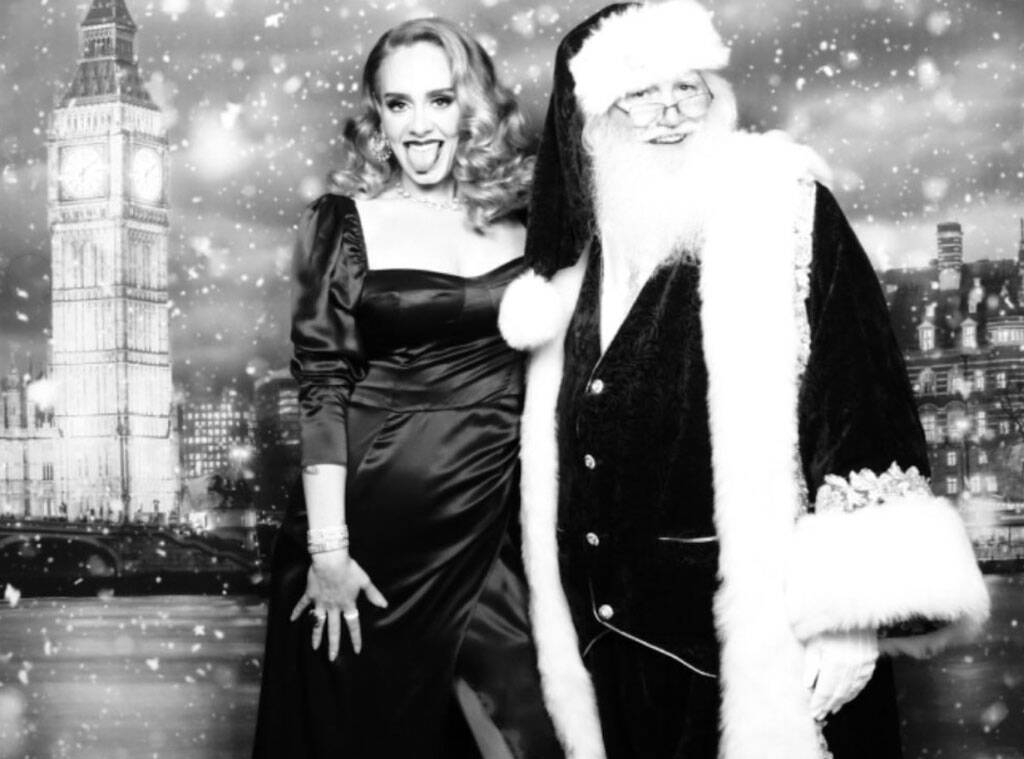 Adele, Santa Clause