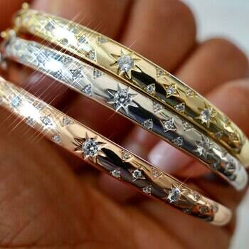 ecomm: Christina Milian Gift Picks Products, Bangle Set of 3