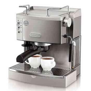 "ecomm: Jenni ""JWoww"" Farley Gift Picks, De'Longhi Pump EC702 Espresso Maker"