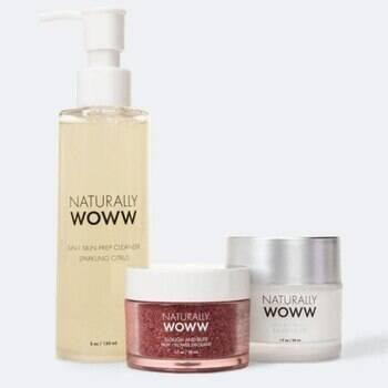"ecomm: Jenni ""JWoww"" Farley Gift Picks, Naturally Woww Regimen Kit"