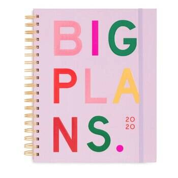 10 Planners That Are So Cute You'll Actually Use Them in the New Year