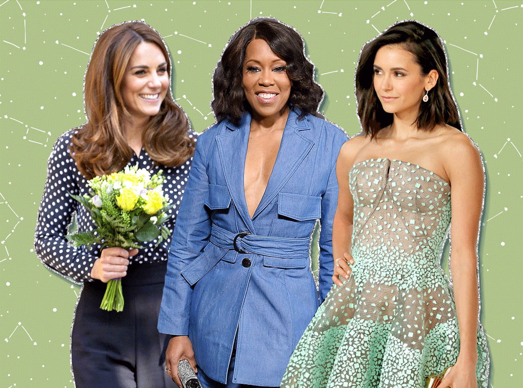 E-Comm: December Horoscopes, Capricorn Celebs, Kate Middleton, Regina King, Nina Dobrev