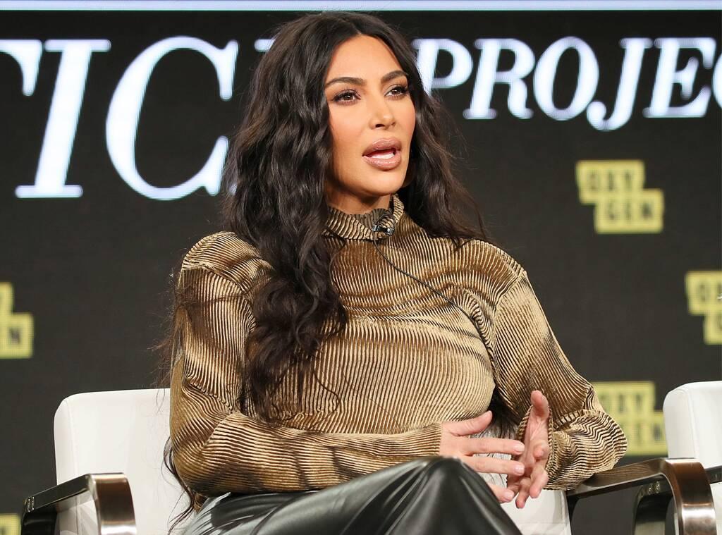 Kim Kardashian, The Justice Project, TCA Winter Tour 2020