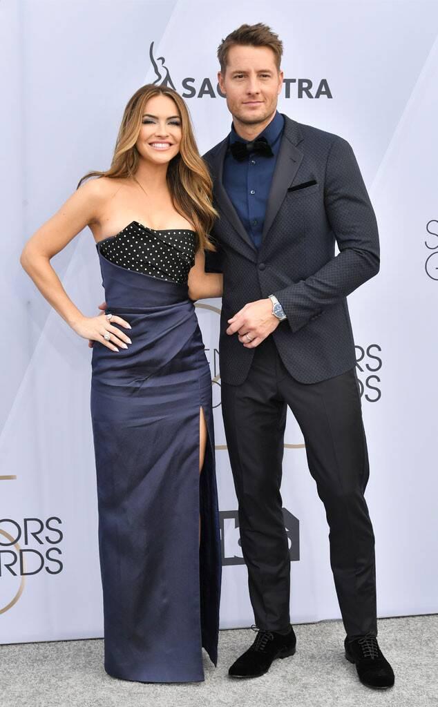 Chrishell Stause, Justin Hartley, Couples, 2019 SAG Awards, Screen Actors Guild