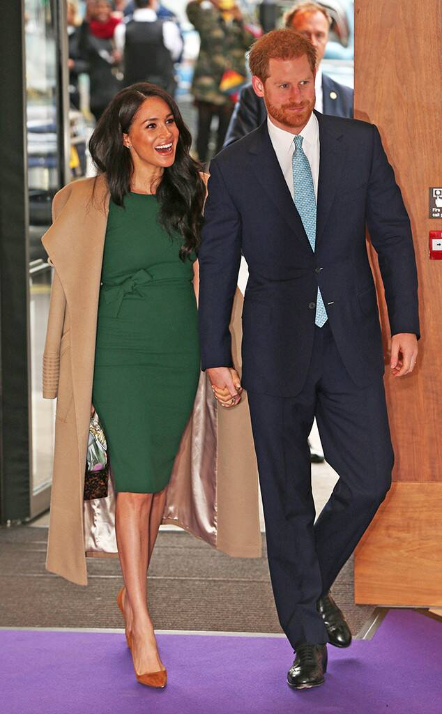 Meghan Markle, Prince Harry, WellChild Awards