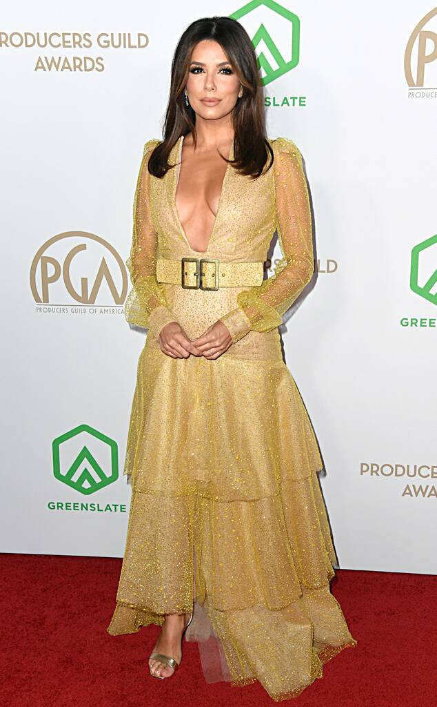 Eva Longoria, 2020 Producers Guild Awards