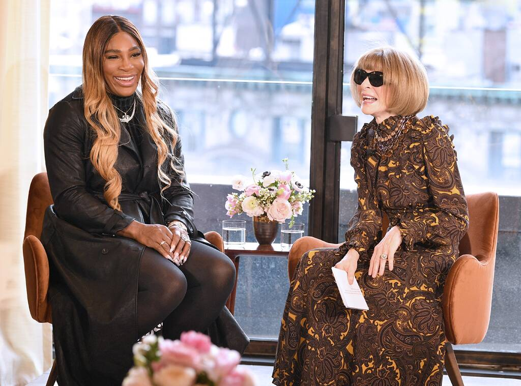 Serena Williams, Anna Wintour