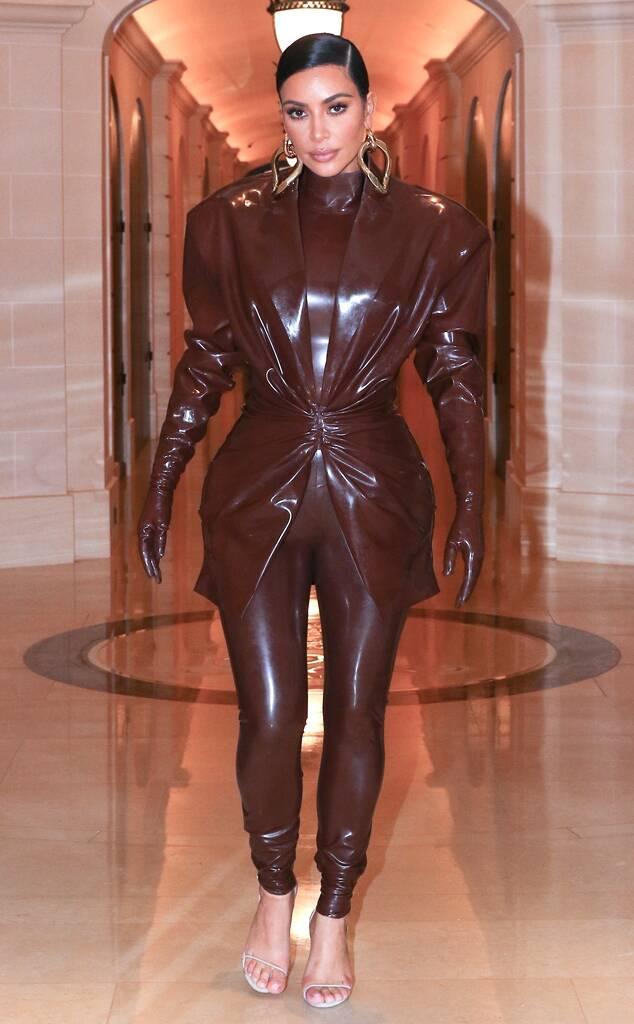 Kim Kardashian, Paris Fashion Week