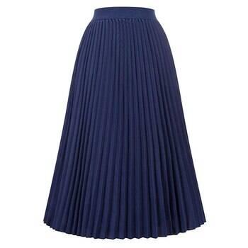 Kate Kasin, High Waist Swing Skirt, ecomm