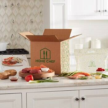 E-Comm: Meal Delivery Service, Home Chef