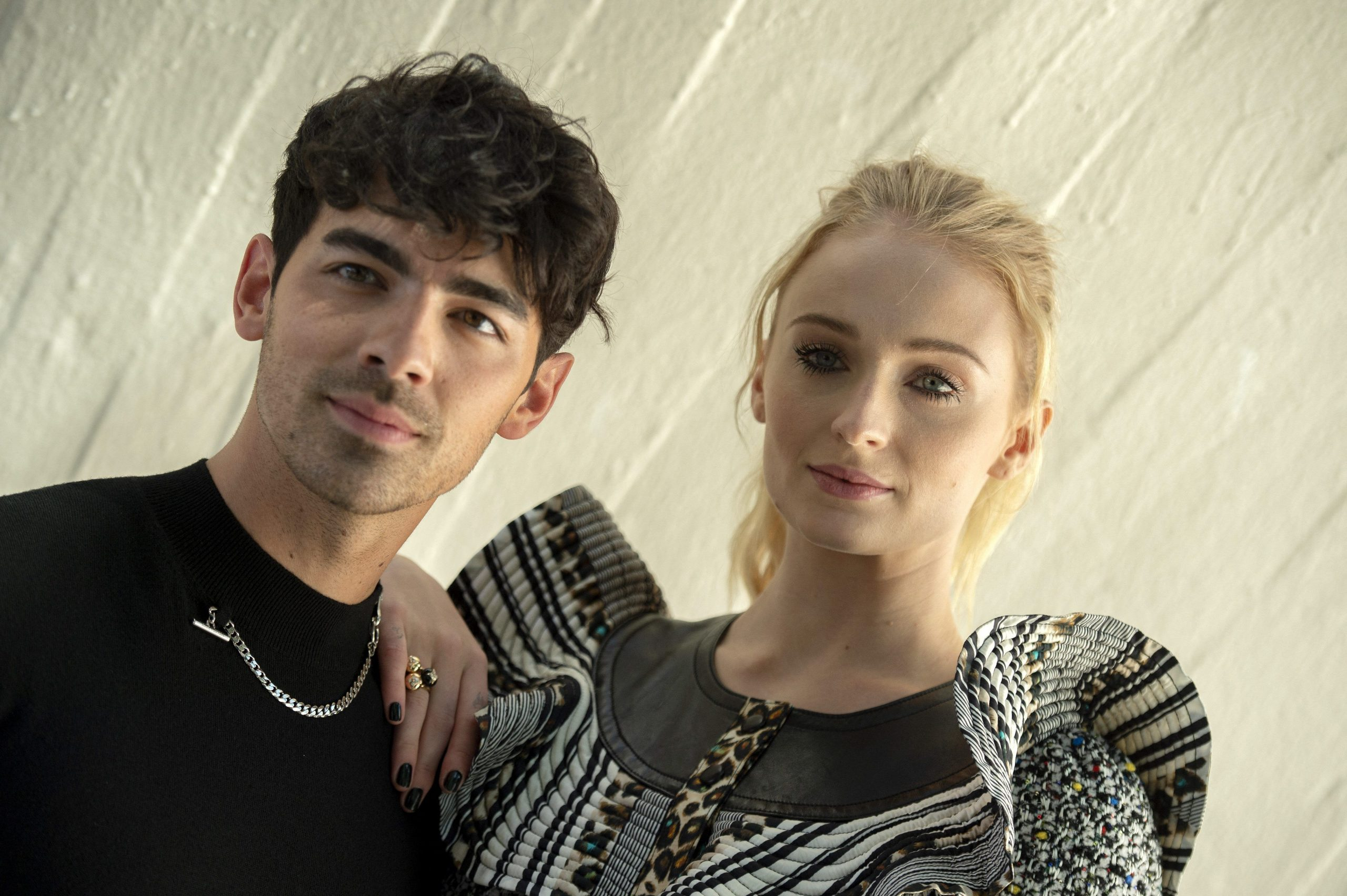 Joe Jonas, Sophie Turner. Photo: Lionel Hahn/ABACAPRESS.COM