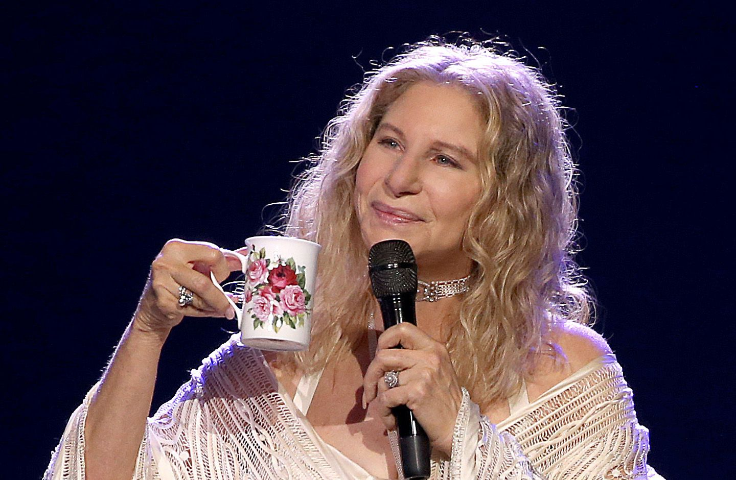 Barbra Streisand. Photo: Kevin Kane/Getty Images for BSB