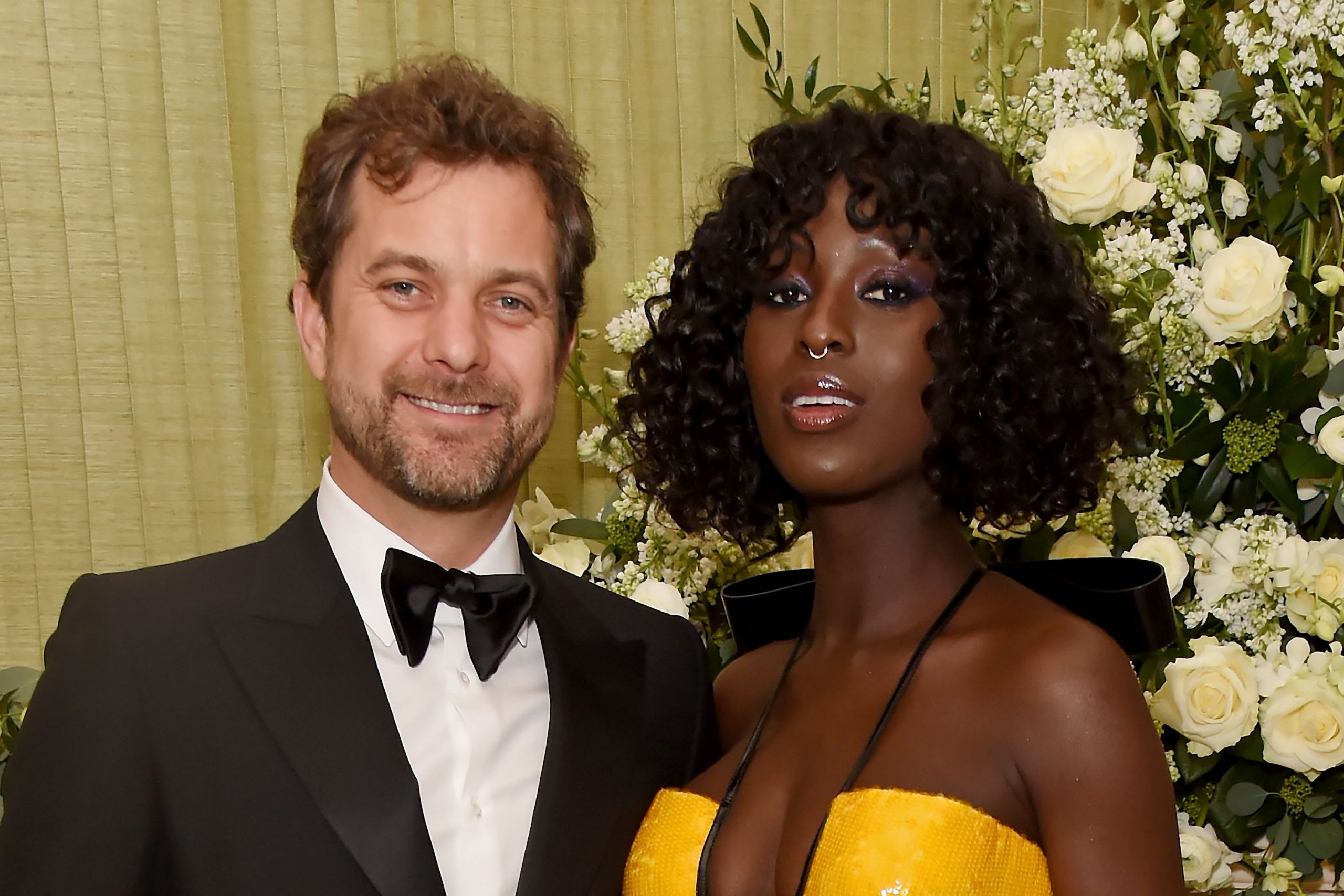 Joshua Jackson and Jodie Turner-Smith. Photo: David M. Benett/Dave Benett/Getty Images
