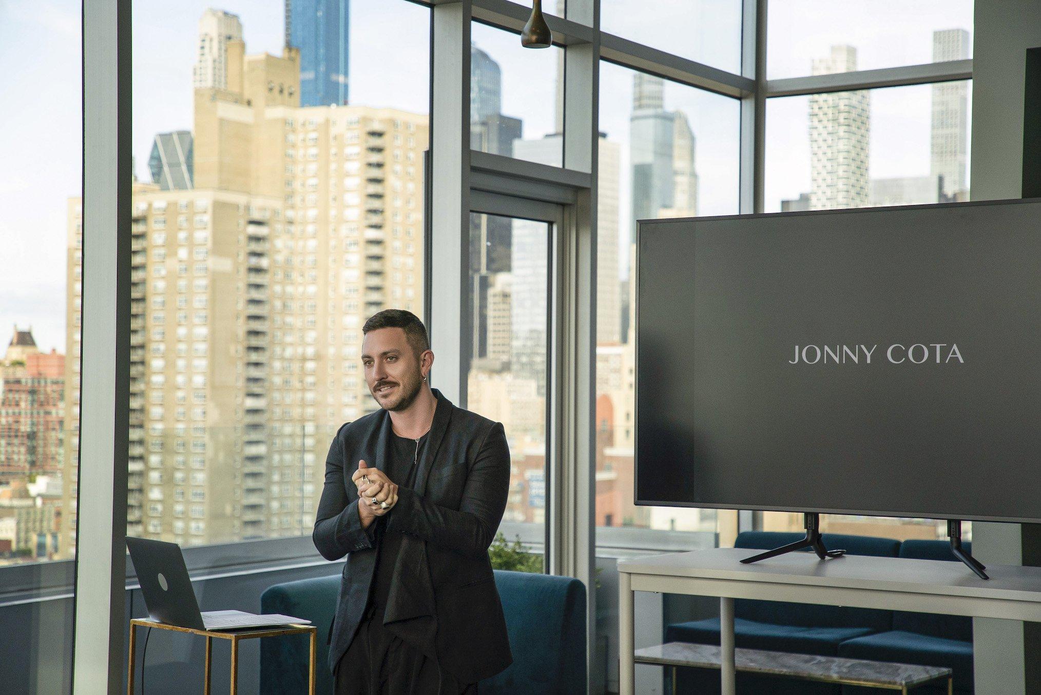 Making the Cut Season Finale Jonny Cota Business Pitch Amazon