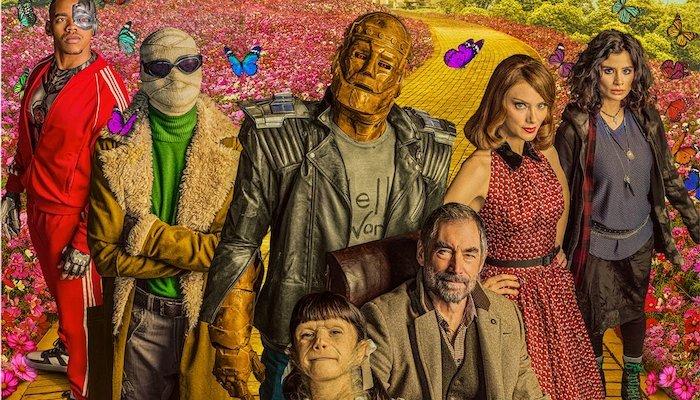 Doom Patrol Season 2 Tv Show Poster