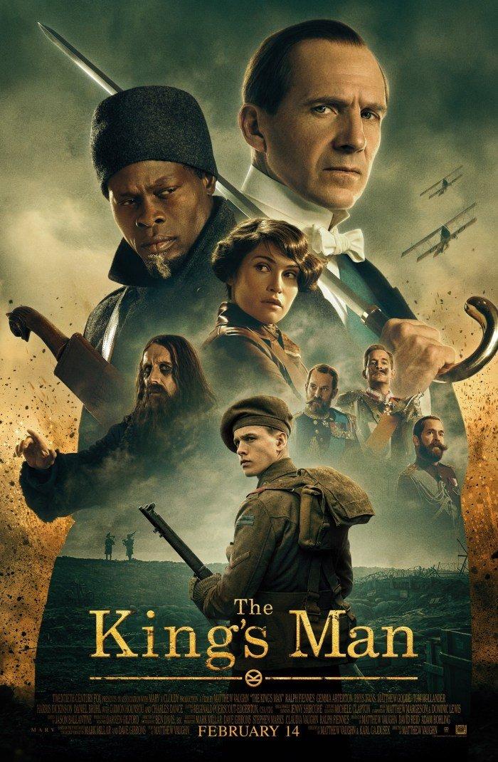 The Kings Man Movie Poster 2