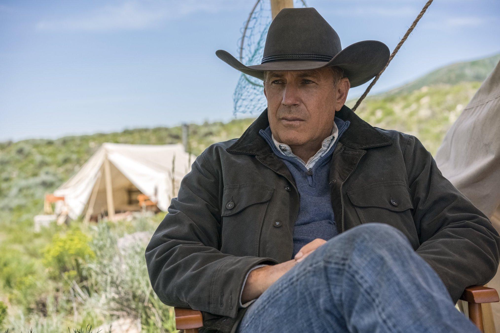 Kevin Costner Yellowstone Season 3 Episode 2 John Dutton