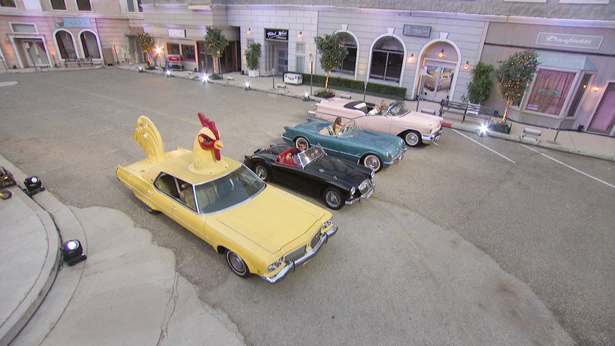 America's Got Talent Judge Cuts Cars