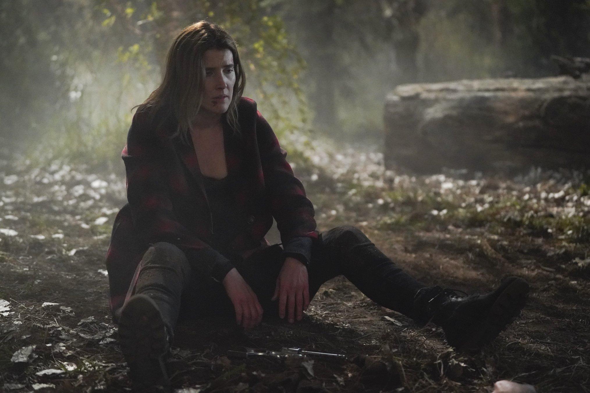 Cobie Smulders Stumptown Season 1 Dex Parios