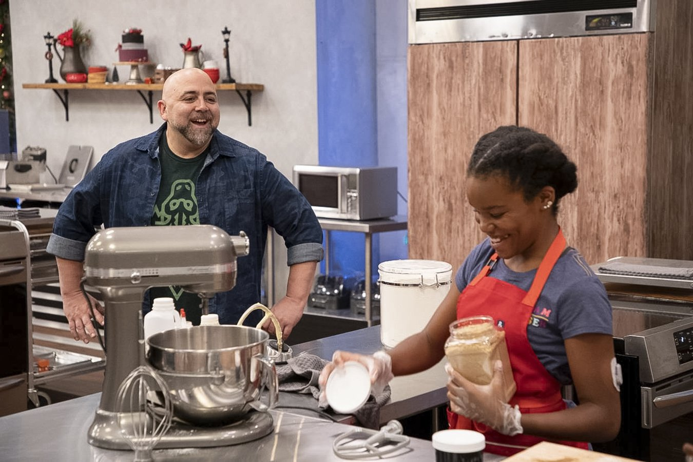 Duff Goldman Kids Baking Championship Food Network