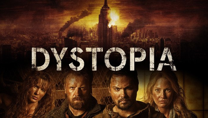 Dystopia Tv Show Banner Poster