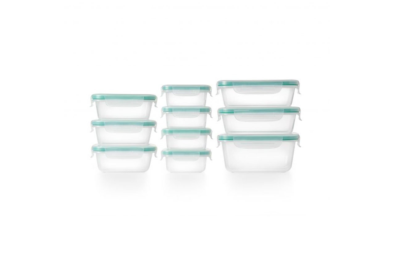 OXO Good Grips Plastic Container Set (20 piece)