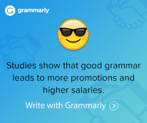 Write with Grammarly