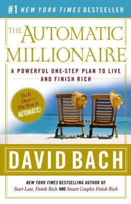 The Automatic Millionaire book for entrepreneurs