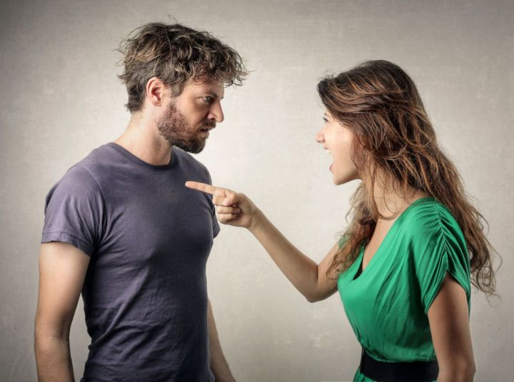 Couple Fighting | Image Source: www.shutterstock.com