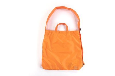 Image may contain Bag Backpack Tote Bag and Shopping Bag