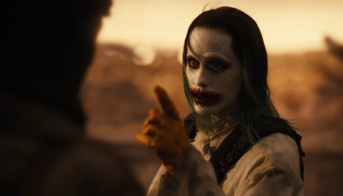 Ben Affleck Jared Leto Zack Snyders Justice League