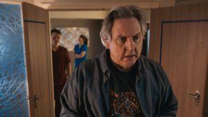 Holby City Bob Barrett as Sacha Levy